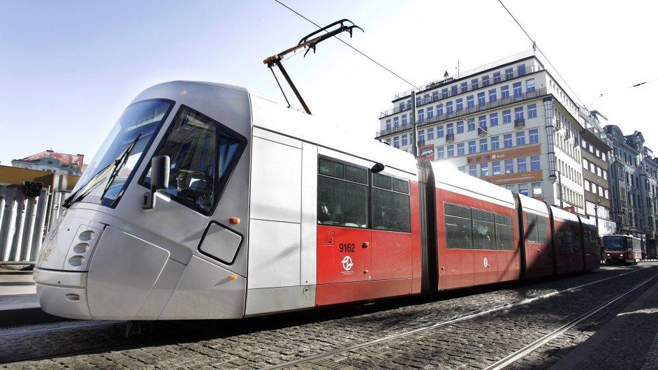 Rekonstrukce tramvajové trati přestane komplikovat provoz na Bělohorské v půlce srpna. (Ilustrační foto)