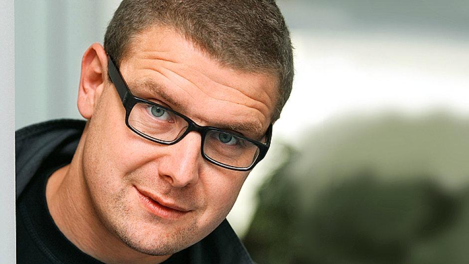 Jindřich Šídlo, hlavní analytik HN