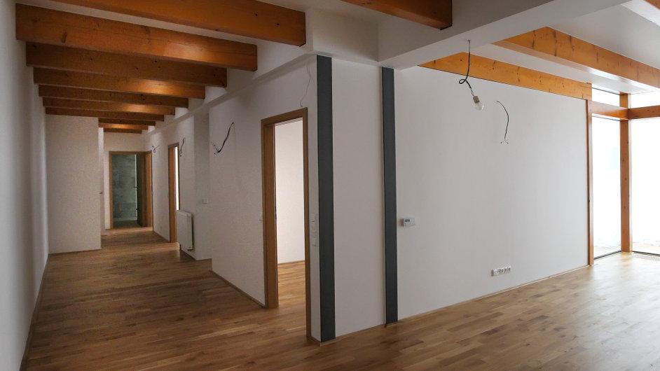 Dům 4+kk v projektu EKO logické Vily Nymburk