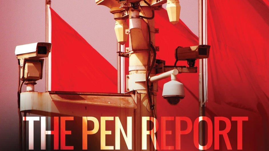 Zpráva PEN klubu o Číně má přes šedesát stran.
