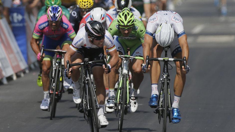 Marcel Kittel vyhrál dvanáctou etapu Tour