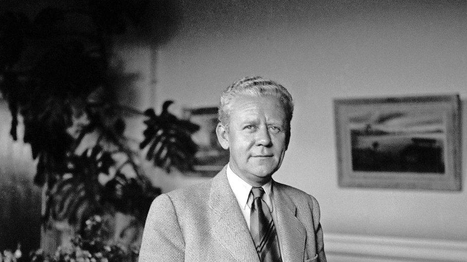 Miloš Havel, zakladatel Barrandova, patřil k podnikatelské elitě předválečného Československa