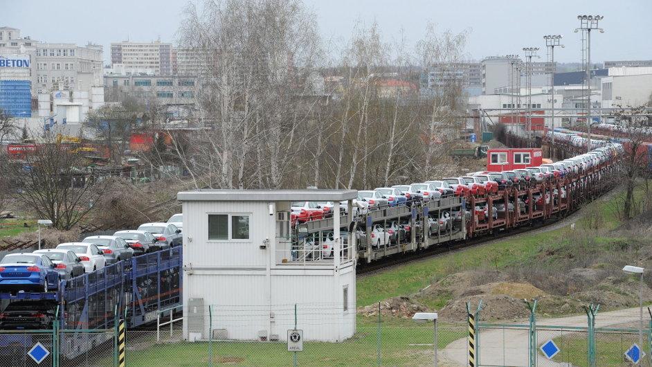 Gefco se v Ostravě zaměří hlavně na železniční dopravu (ilustrační foto)
