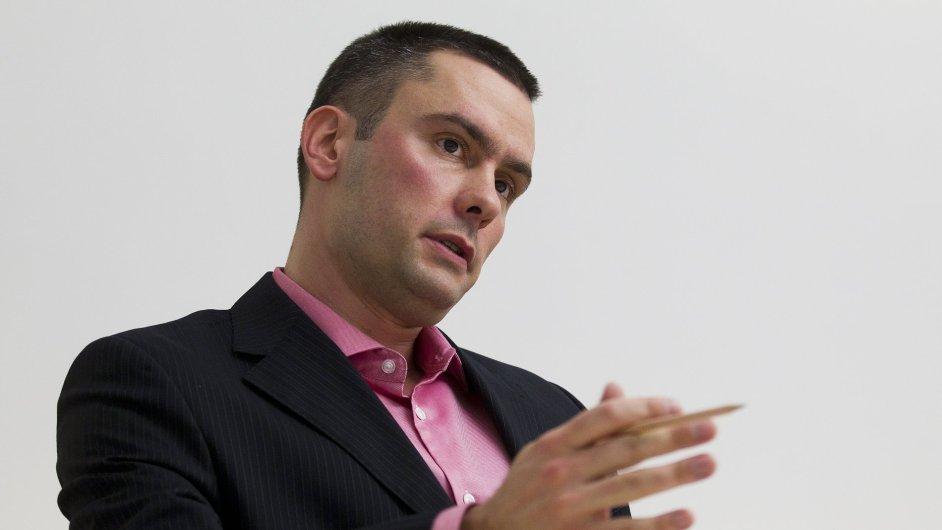 David Michal z advokátní kanceláře MSB Legal (dříve Šachta a partneři)