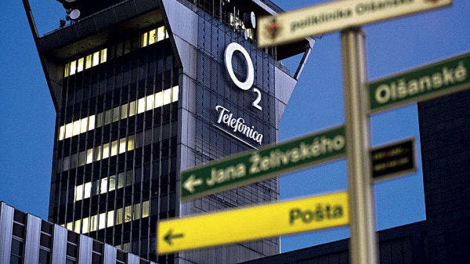 Telefónica, ilustrační foto