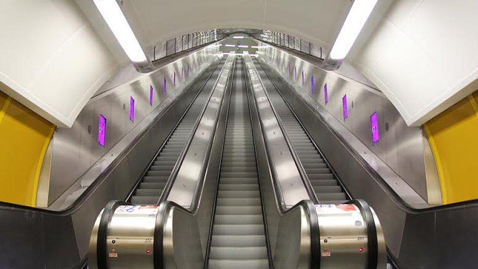 Pražské metro bude jako třetí v Evropě vybaveno novou technologií od JCDecaux.