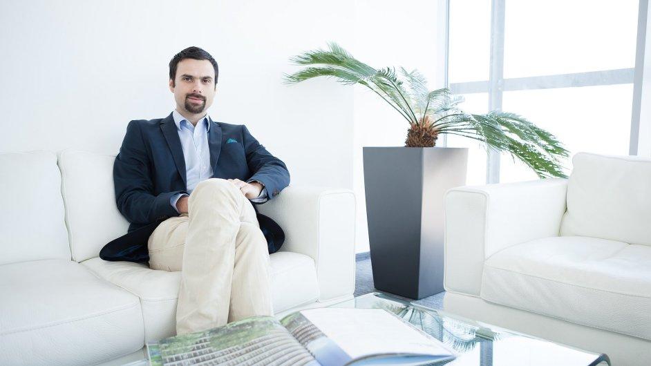 Provozní ředitel firmy Avast Ondřej Vlček