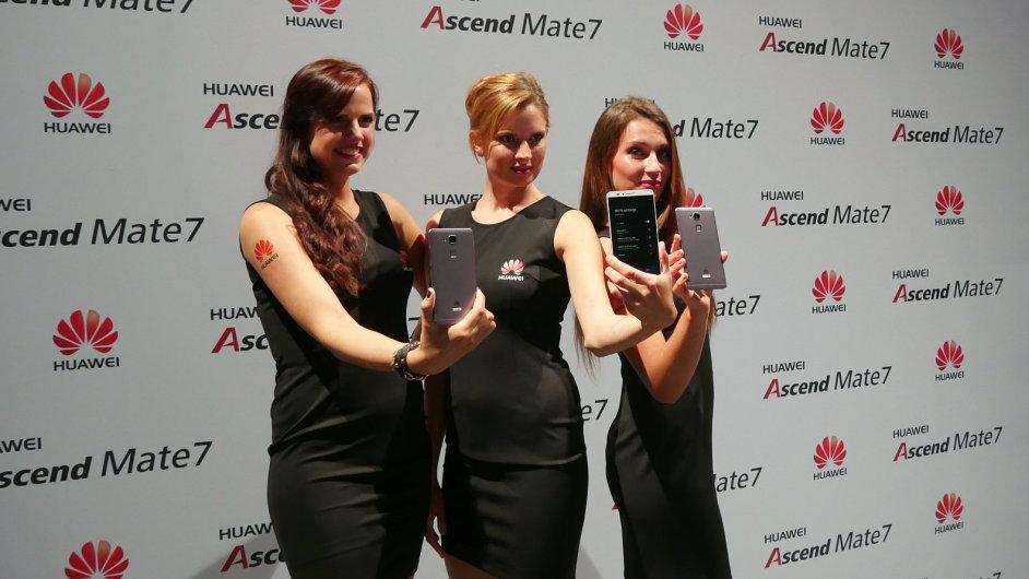 Huawei na veletrhu IFA