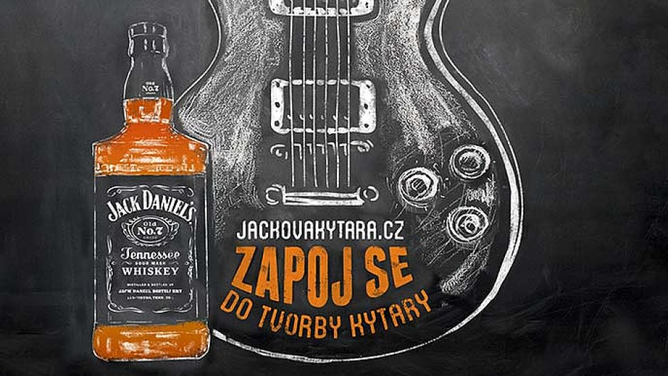 Jack Daniel S Hleda Spolutvurce Originalni Kytary Muze Jim Byt