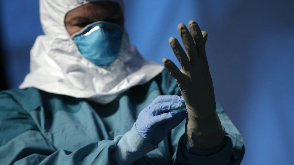 Ebola, ilustrační foto.