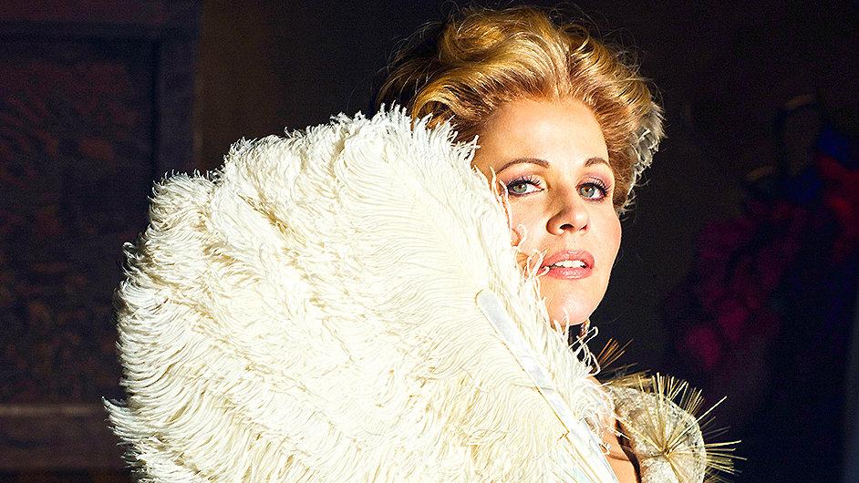 Operetu Veselá vdova s Renée Flemingovou přenášela tuzemská kina v sobotu.
