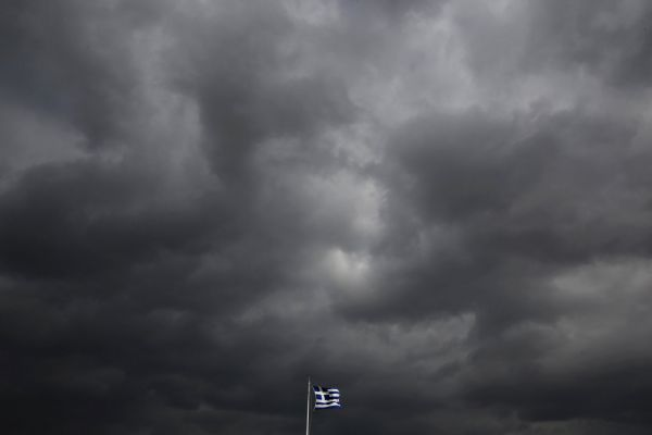 Řecký parlament v pondělí 22/06/2015