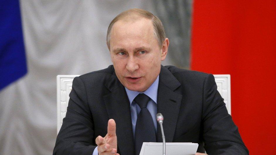 Putin se v blahopřání Obamovi dožadoval rovnoprávnosti.
