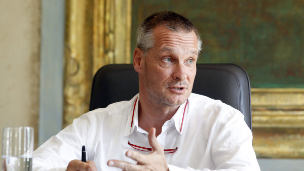 Jiří Feist - ředitel EPH pro strategii