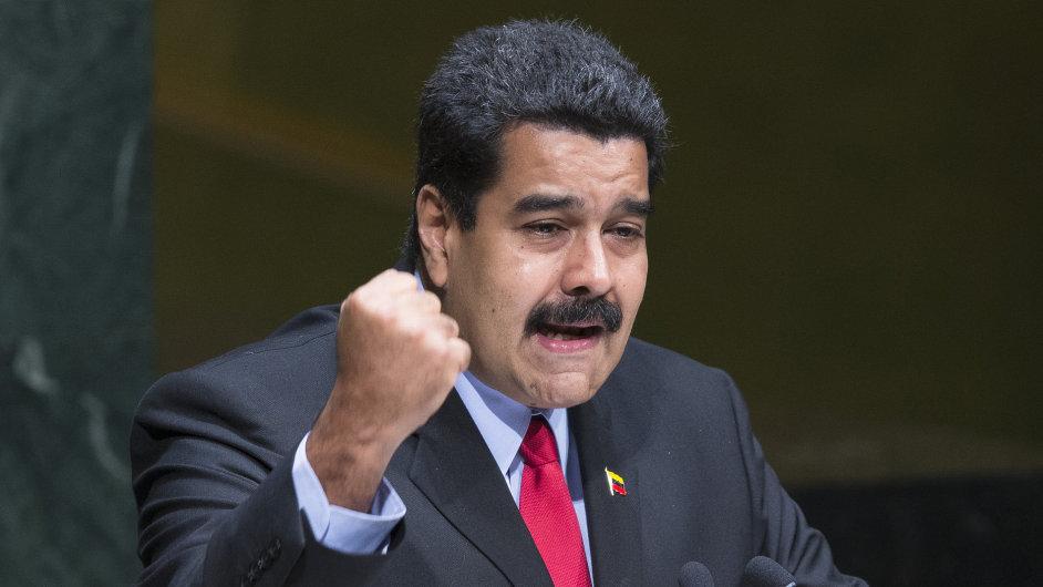 Venezuelský prezident Nicolás Maduro nařídil ministru spravedlnosti a veřejnému žalobci, aby