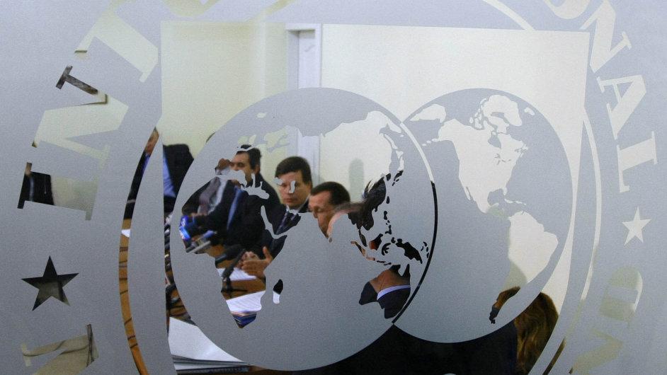 Mezinárodní měnový fond může kvůli Ukrajině změnit pravidla. Ilustrační foto.