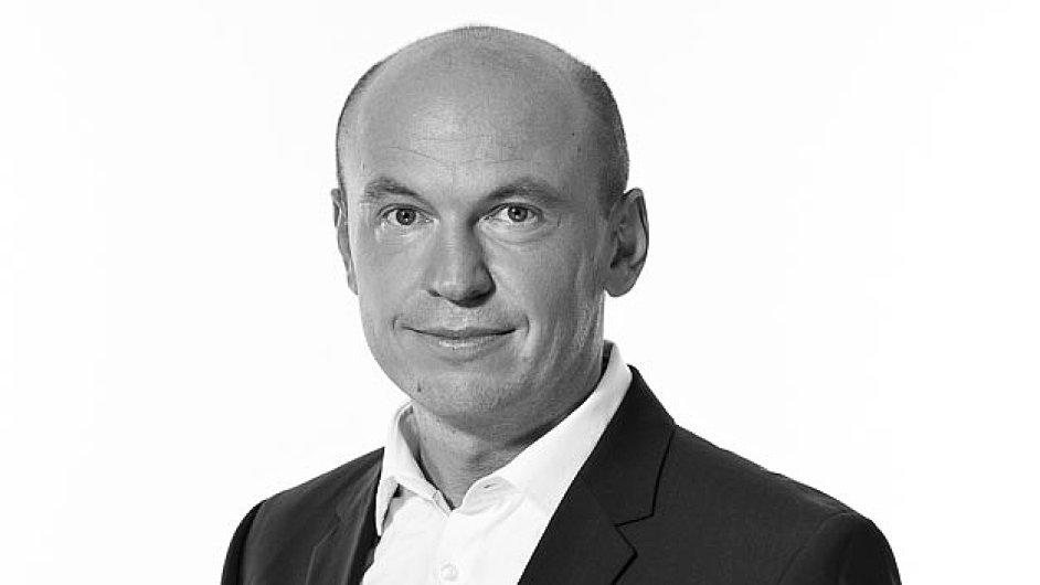 Roman �ezn��ek, partner v investi�n� skupin� DRFG Telco