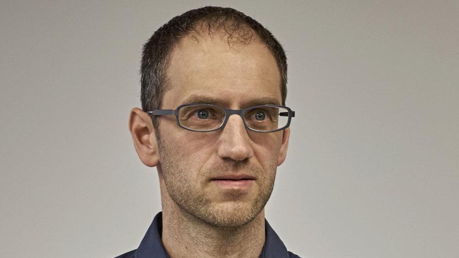 Jakub Brýdl, předseda představenstva společnosti STORY DESIGN
