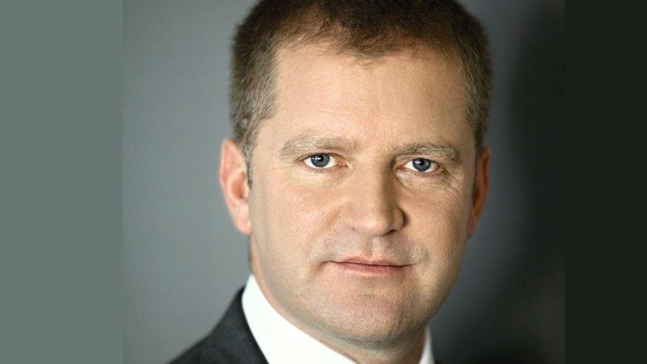 Ben Bannatyne, prezident společnosti Prologis Europe