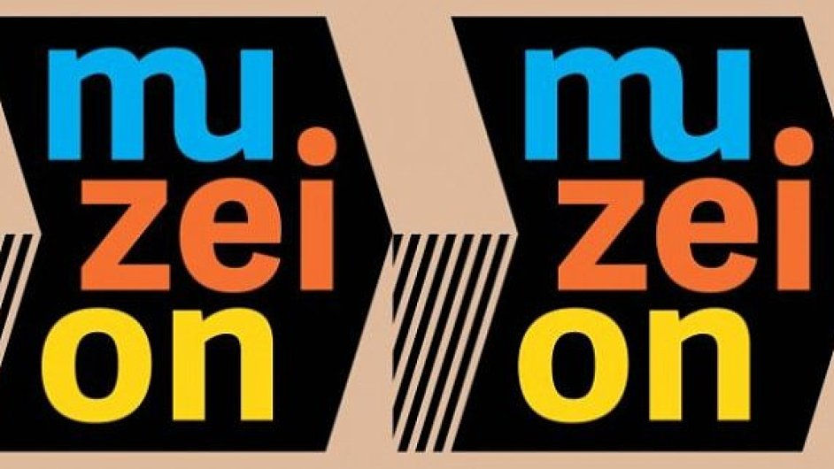 Logo nového časopisu Muzeion.