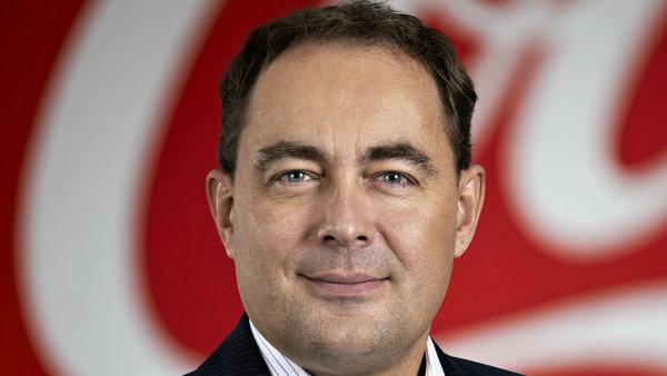 Tomáš Gawlowski, generální ředitel společnosti Coca – Cola HBC pro Českou republiku a Slovensko