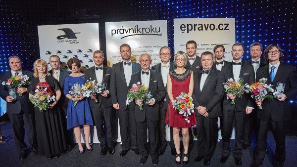 Vítězové soutěže Pravník roku 2015
