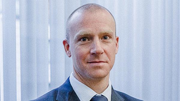 John P. Kennedy, generální ředitel farmaceutické společnosti Pfizer ČR