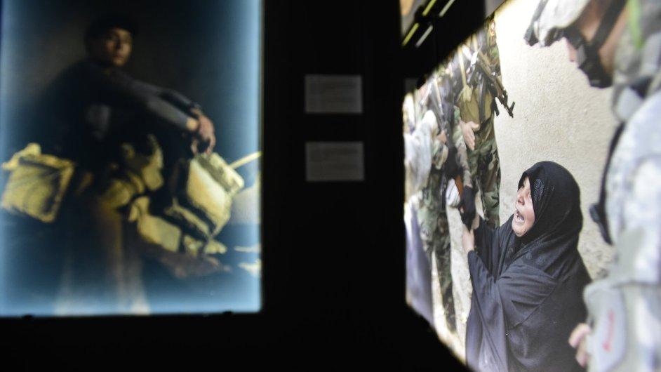 Snímek z výstavy Upfront