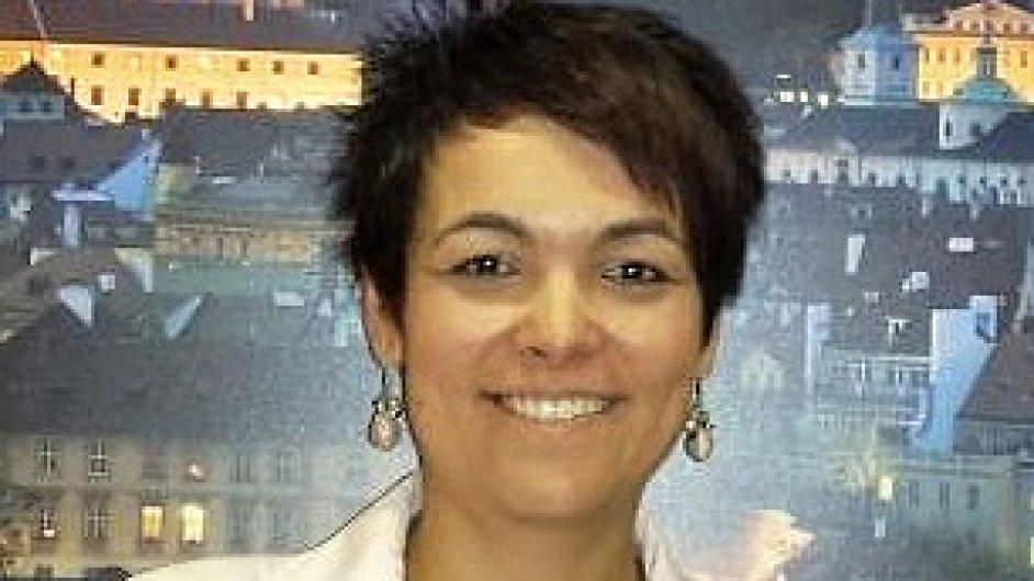 Lenka Žlebková, obchodní ředitelka společnosti Kongresové centrum Praha