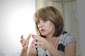 Adriana Krnáčová, primátorka hlavního města Prahy za hnutí ANO.