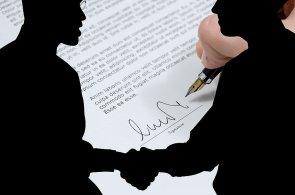 dohoda, pracovní smlouva, ilustrace