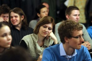 Většina zahraničních studentů studuje na veřejných školách - Ilustrační foto.