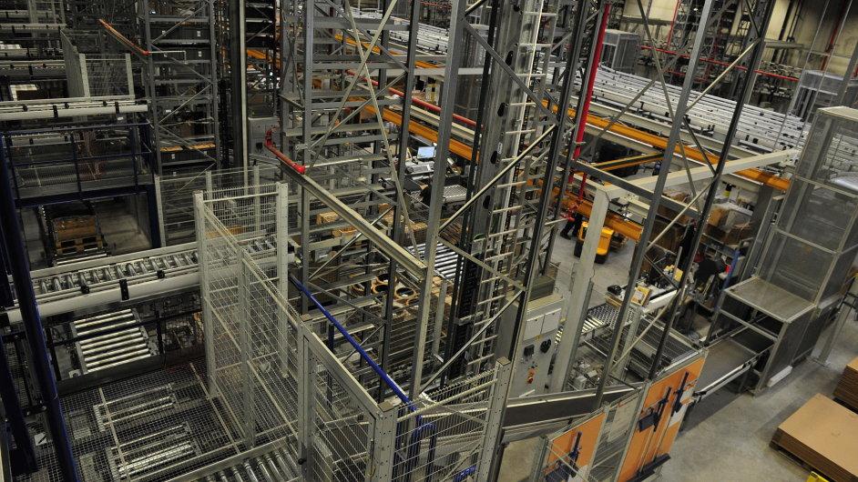 Kapacita distribučního centra v Kaltenkirchenu už přestává stačit. Jungheinrich proto chystá jeho rozšíření