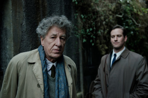 Snímek z filmu Final Portrait.