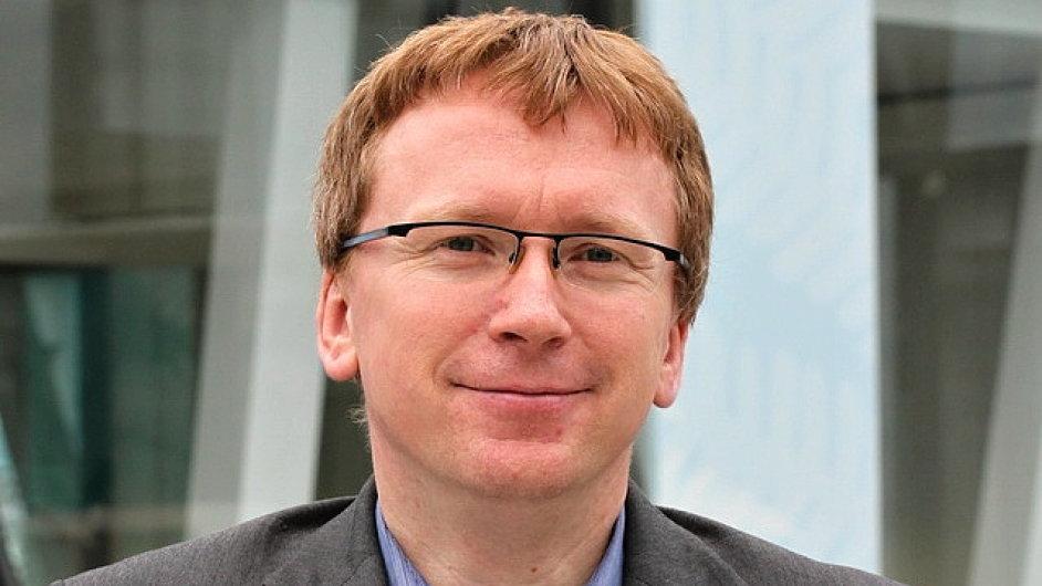 Jan Svačina, ředitel úseku obchodního resortu finanční skupiny Wüstenrot