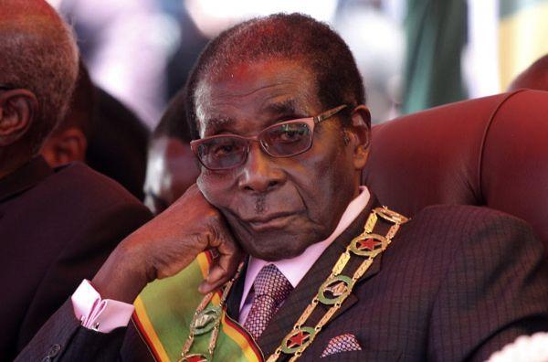 Robert Mugabe - prezident Zimbabwe