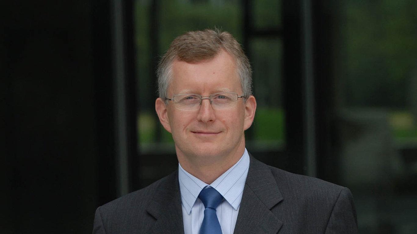 Tomáš Rutrle, ředitel společnosti Komix