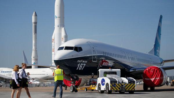 Nový model 737 MAX 10 od společnosti Boeing