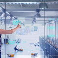 Dachser Enterpise Lab není první laboratoří logistické firmy při Fraunhoferově institutu. Již dva roky takto vyvíjí inovace společnost DB Schenker.