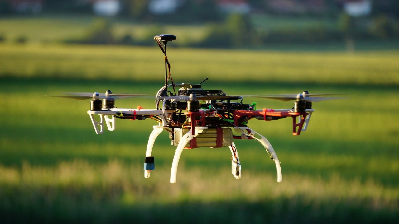 Dron FEL ČVUT