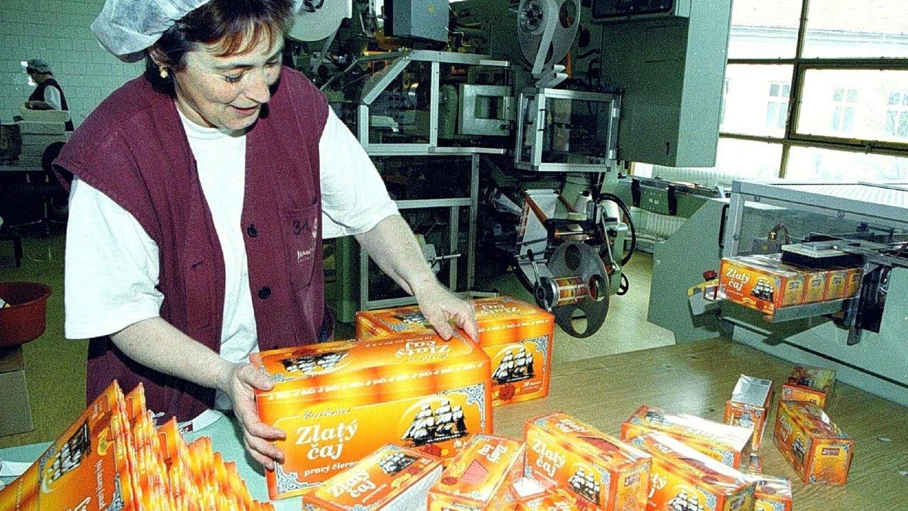 Jemča je na prodej. Pro indického obra Tata není český trh s čajem ... - Hospodářské noviny