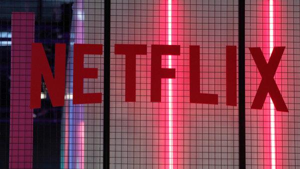 Například na české verzi Netflixu je minimum materiálů v českém jazyce.