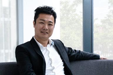 Rex Liu, ředitel divize spotřební elektroniky Huawei v Česku a na Slovensku