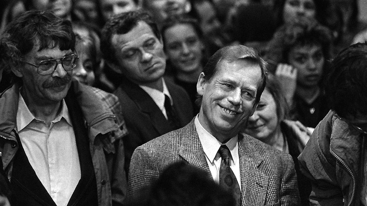 Život podle Václava Havla odvysílá jako první zahraniční televize Arte 16. listopadu.