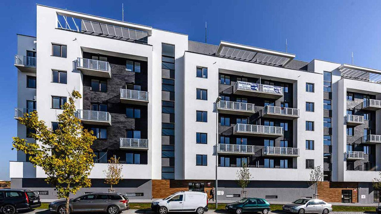 Vplzeňském projektu Unicity si nainvestici koupili byty iPražané. Pronájem bytu astím spojené záležitosti jim vpřípadě zájmu zajistí externí firma.