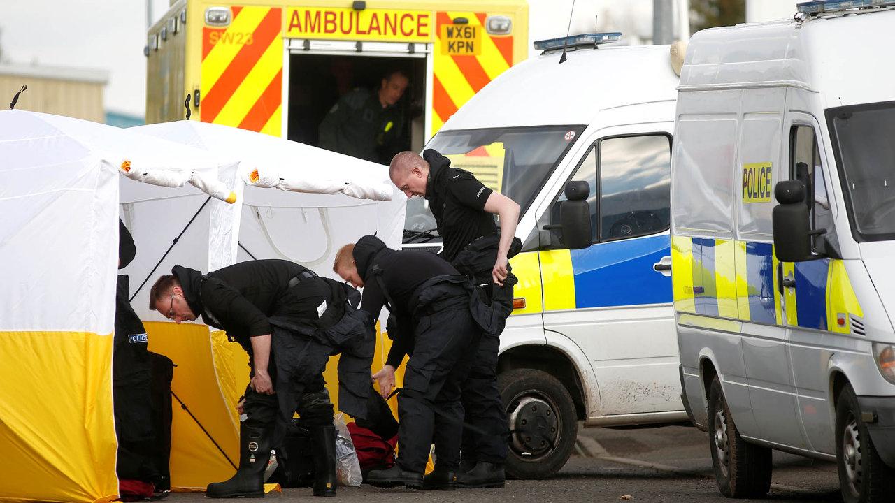 Bývalý plukovník ruské vojenské rozvědky GRU Sergej Skripal byl na jaře roku 2018 otráven ve městě Salisbury na jihu Anglie.