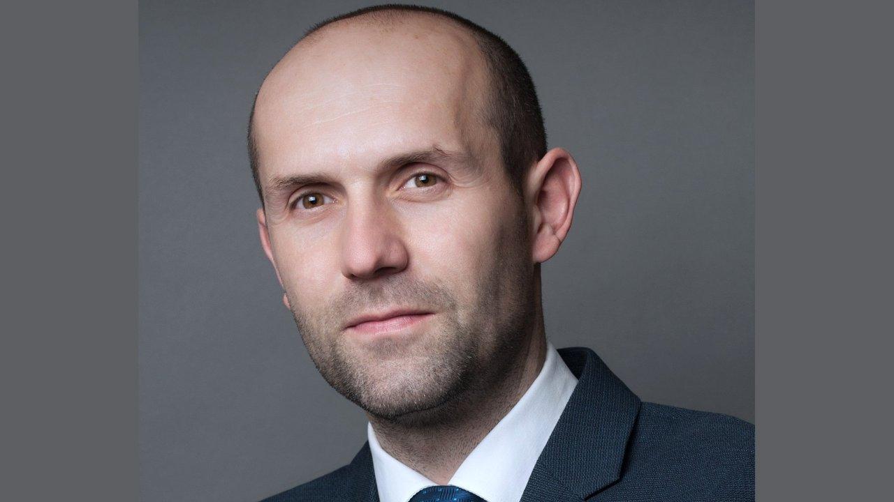 Radek Duda, Country Manager divize leteckých a námořních přeprav DACHSER Czech Republic