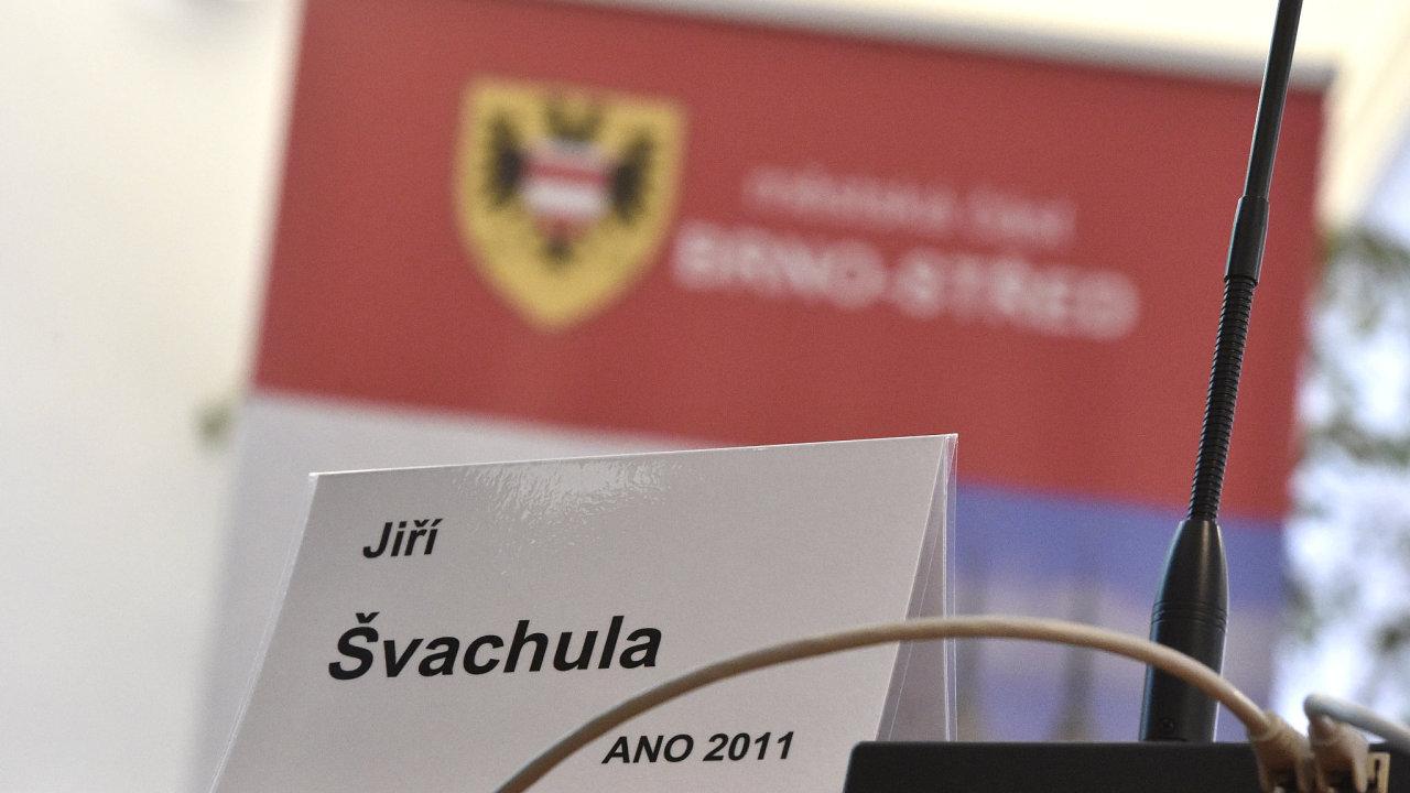 Jiří Švachula Brno