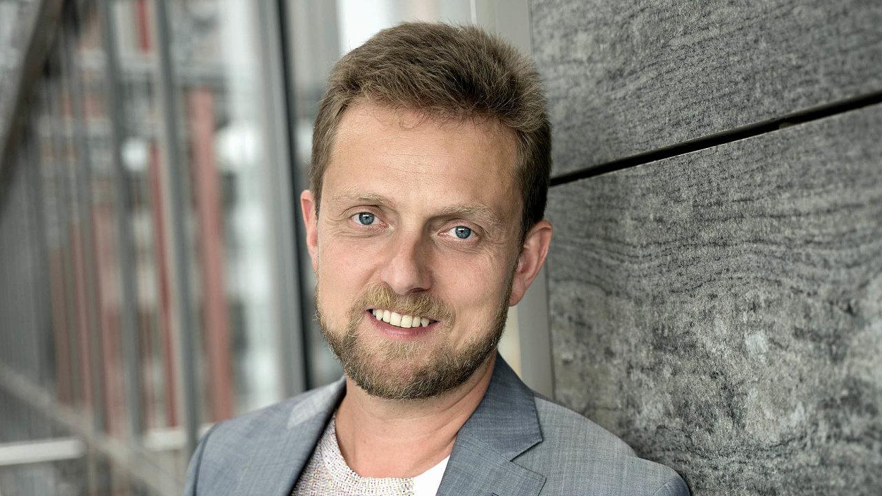Jan Marek, partnerDeloittu v oddělení finančního poradenství