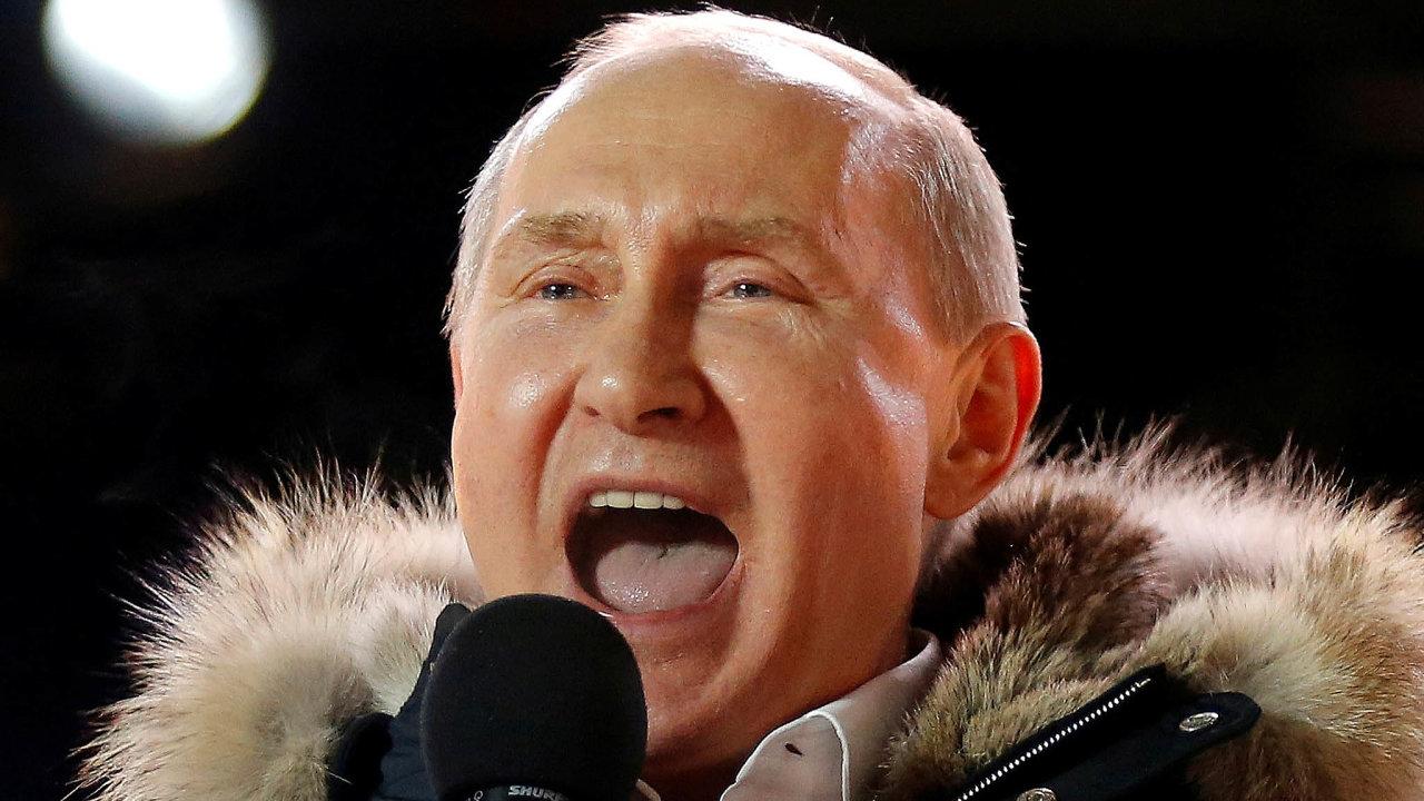 Chladný pragmatik, který měl zaúkol modernizovat Rusko, současně ale i státník, který umí pracovat na svém image.